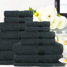 Ramesses 14 Pack Egyptian Cotton Towel Set