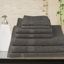 Ramesses Bamboo Cotton 7 Piece Towel Pack