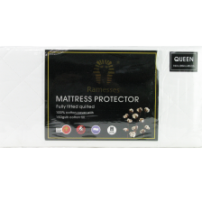 Cotton Fitted Mattress Protector