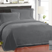 1000 Thread Count American Pima Cotton Sateen Quilt Cover Set