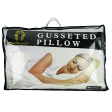 Pillow With Gusset